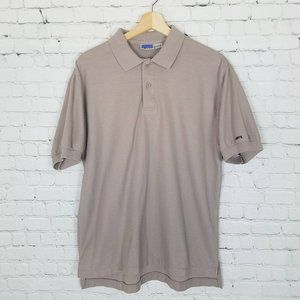 Vintage Brown Levi's Polo Larges